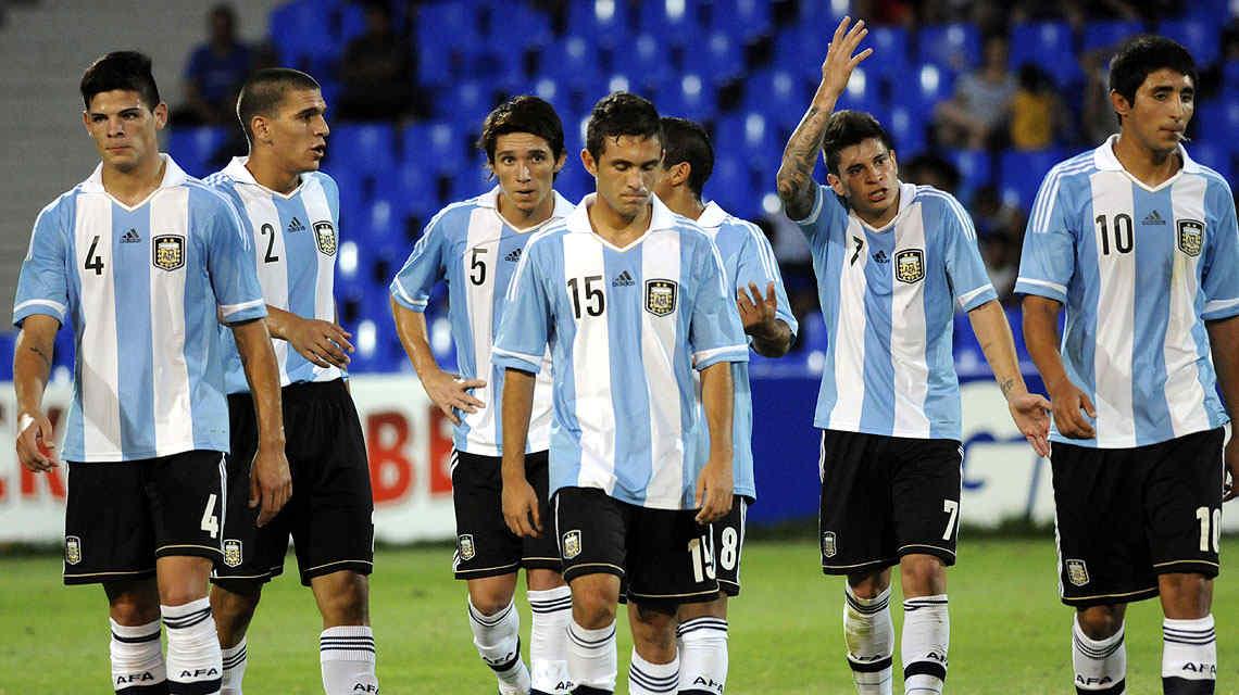 Sub 20: La Selección Argentina Sub-20 No Se Clasificó Ni Con La