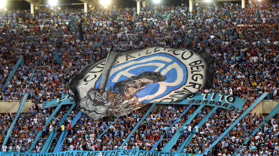 Belgrano lidera la tabla de ventas de entradas en Primera División ...