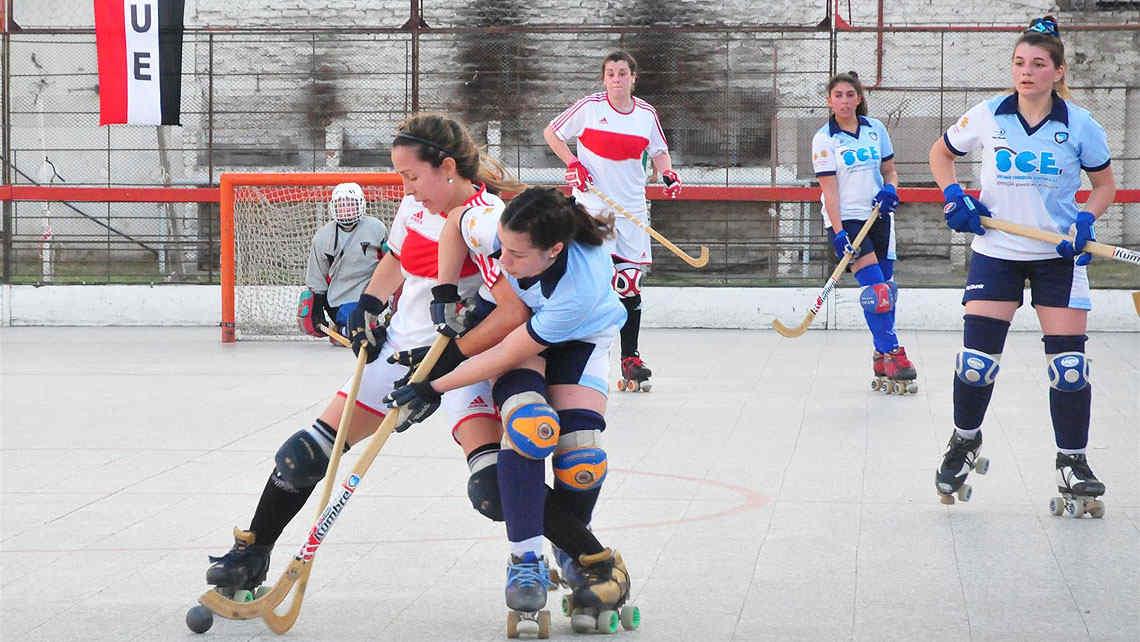 historia hockey sobre patines: