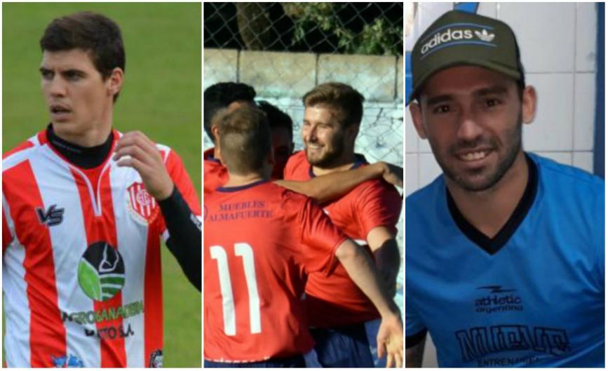 Todos los goleadores de las Ligas del Interior de Córdoba