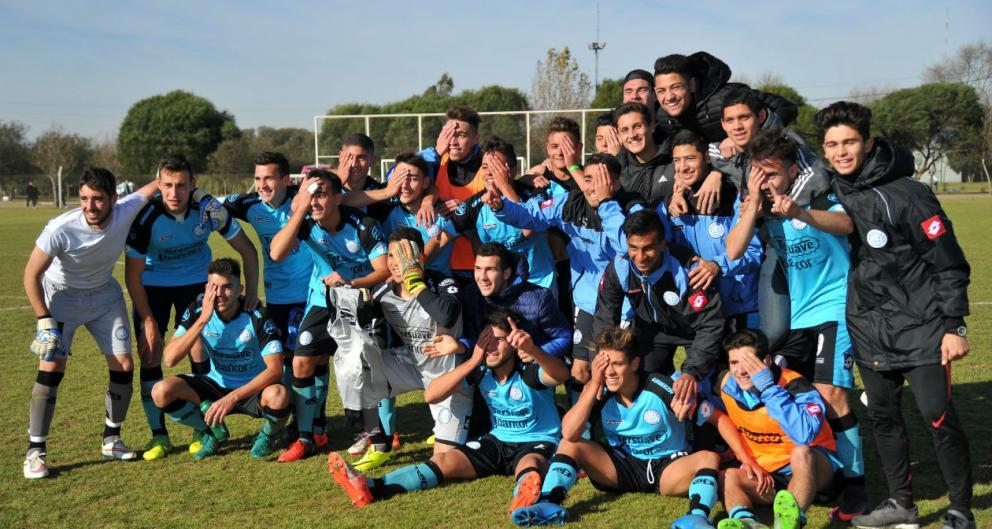 Belgrano de Cordoba - Soy Celeste