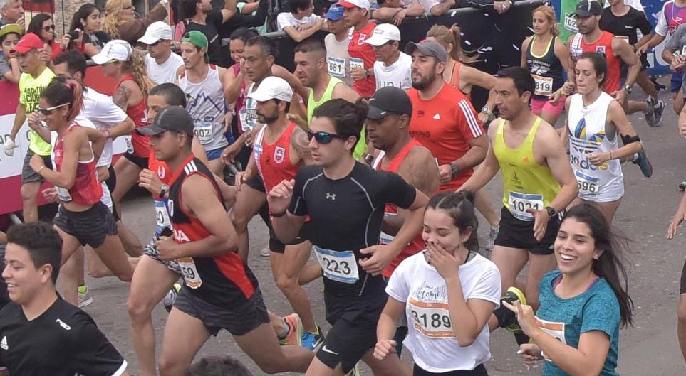 ¿Fuiste a la Maratón Córdoba 2018? Buscate en las fotos