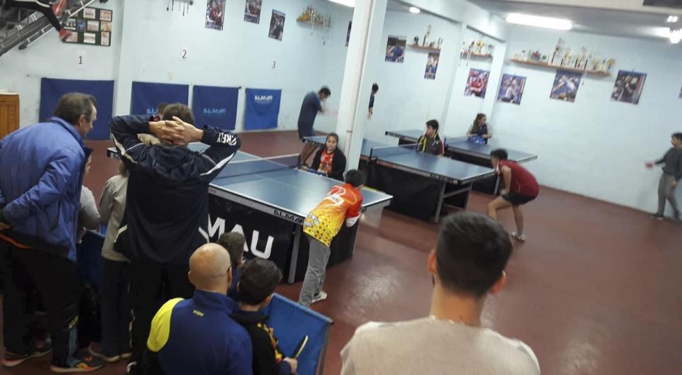 Tenis de Mesa: Cuarto Torneo Provincial