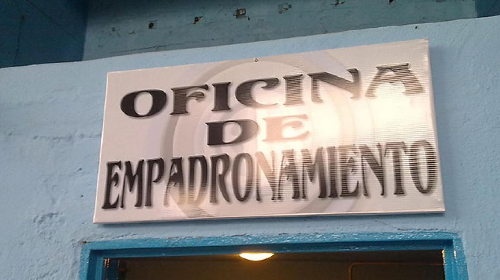 Belgrano comenz el empadronamiento de socios rumbo a las for Oficina de empadronamiento