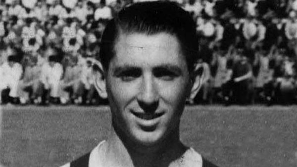 Gustavo Albella, de Alta Gracia, es el máximo goleador del Taladro.
