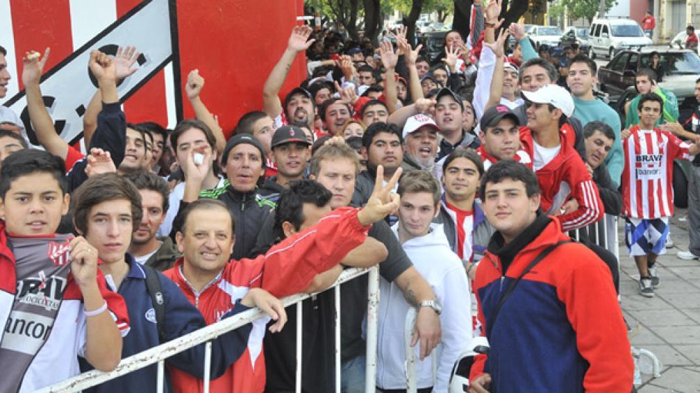partido de fútbol en argentina