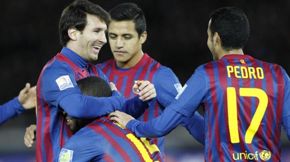 Los jugadores del Barcelona son los m�s bajos de Europa | Mundo D