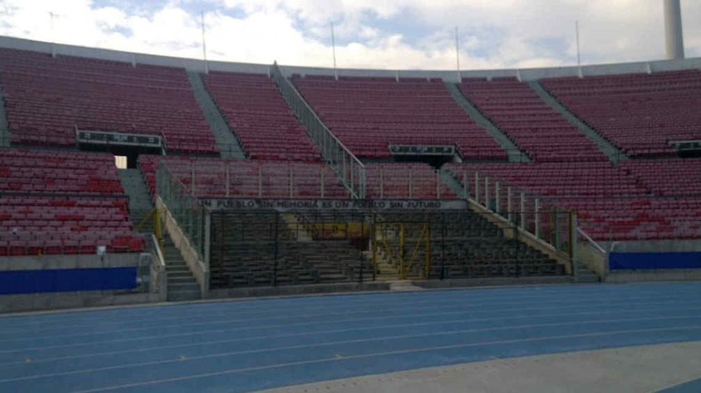 La puerta 8 del estadio nacional de santiago todo un for Puerta 27 estadio nacional