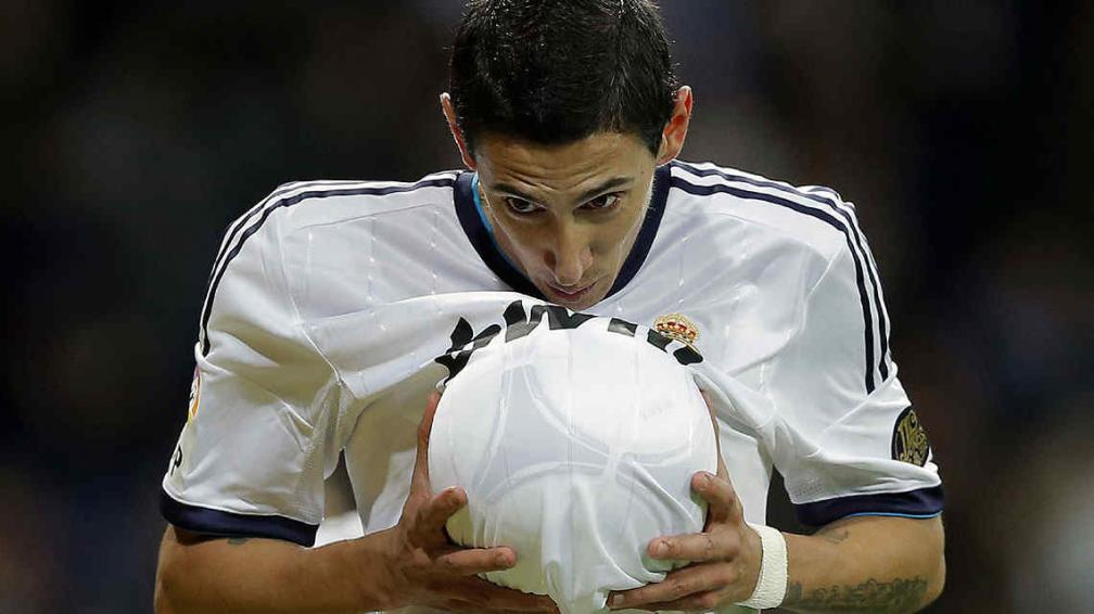 Ángel Di María podría seguir su carrera en otro grande de Europa (Foto: AP).