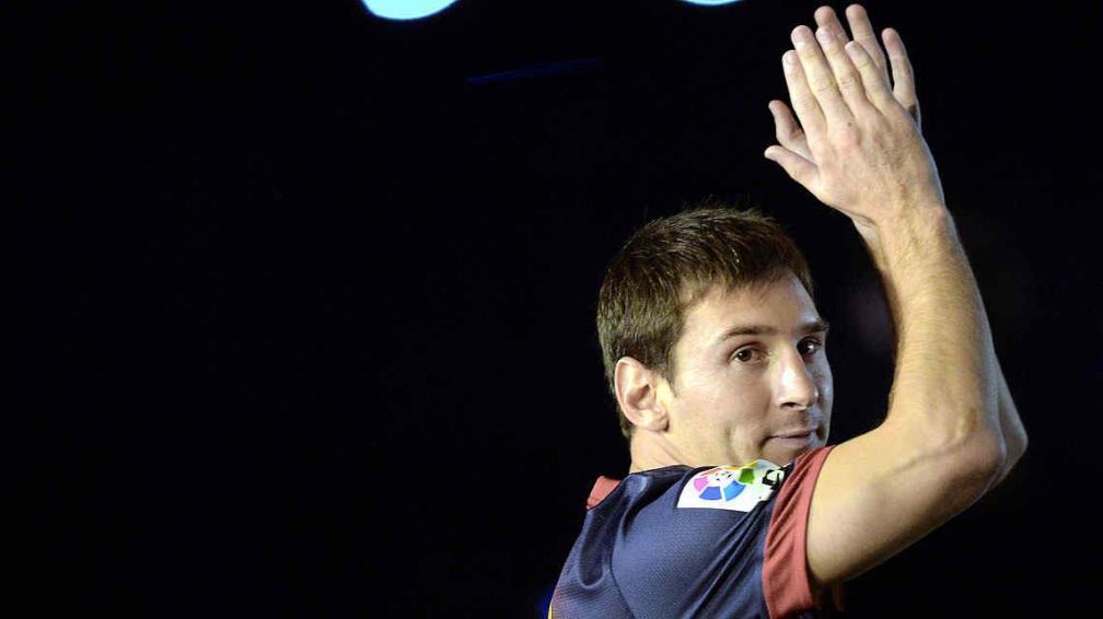 Messi es el mejor del mundo, pero no el mejor pago. (Foto: AP)