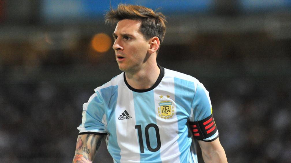 Messi, el deportista más admirado del mundo