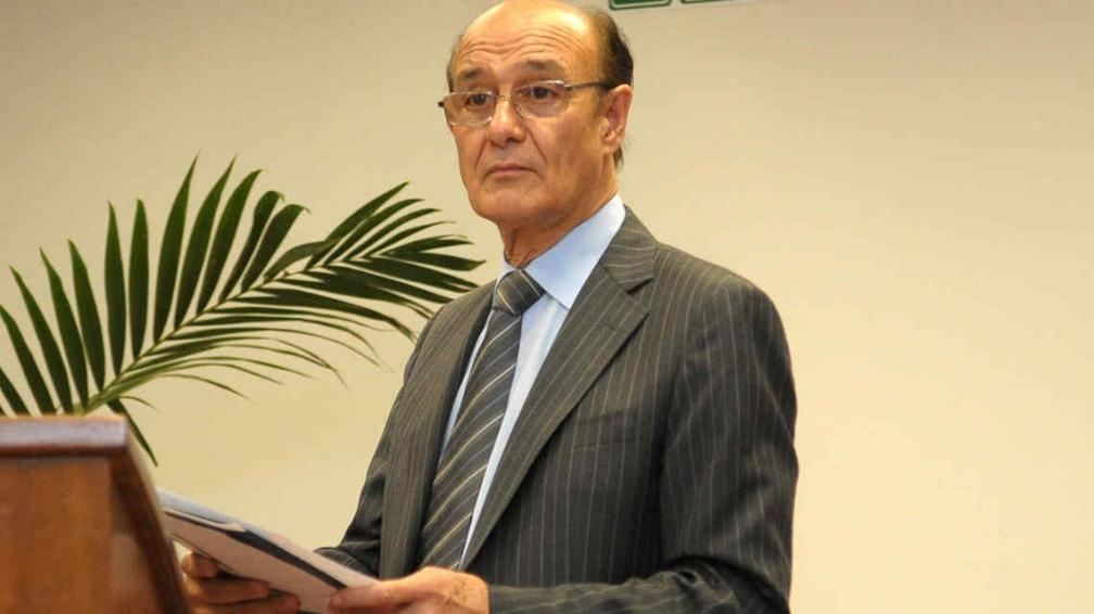 Óscar González hizo este jueves el anuncio (Foto: Archivo / La Voz).