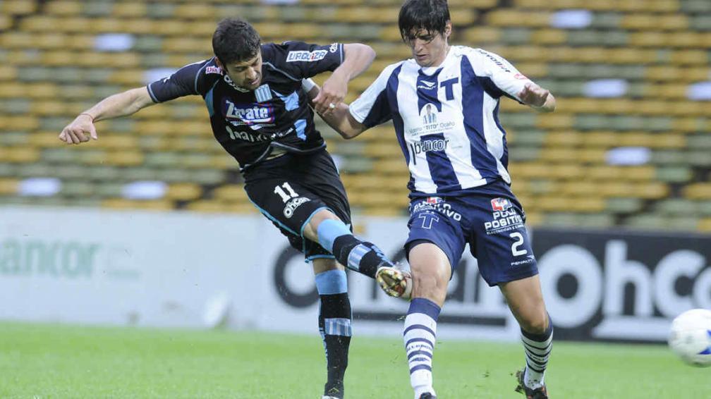 El clásico era de la Academia pero la reacción albiazul le permitió obtener el empate (Foto: Ramiro Pereyra).