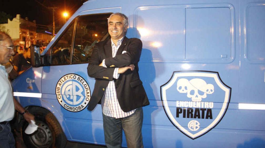 """Corazón Celeste"", alianza para llegar al poder en Belgrano"