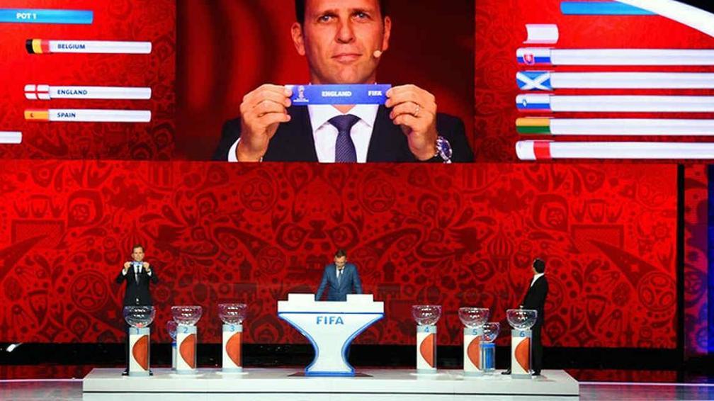 Mundial Rusia 2018: as� quedaron compuestas las eliminatorias de ...