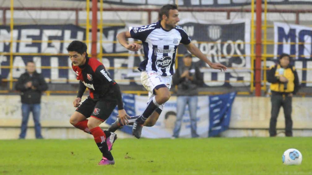 Talleres eliminó a Newell's en el Chaco. Quiere repetir con Estudiantes (Foto: La Voz).