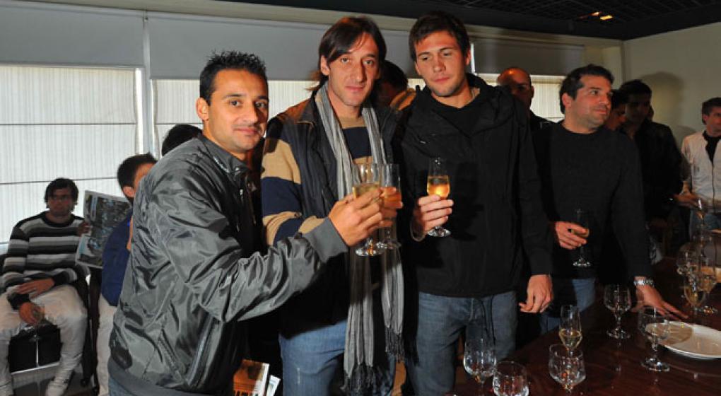Belgrano celebr el ascenso en la voz del interior mundod el mejor sitio de deportes de - La voz del interior ...