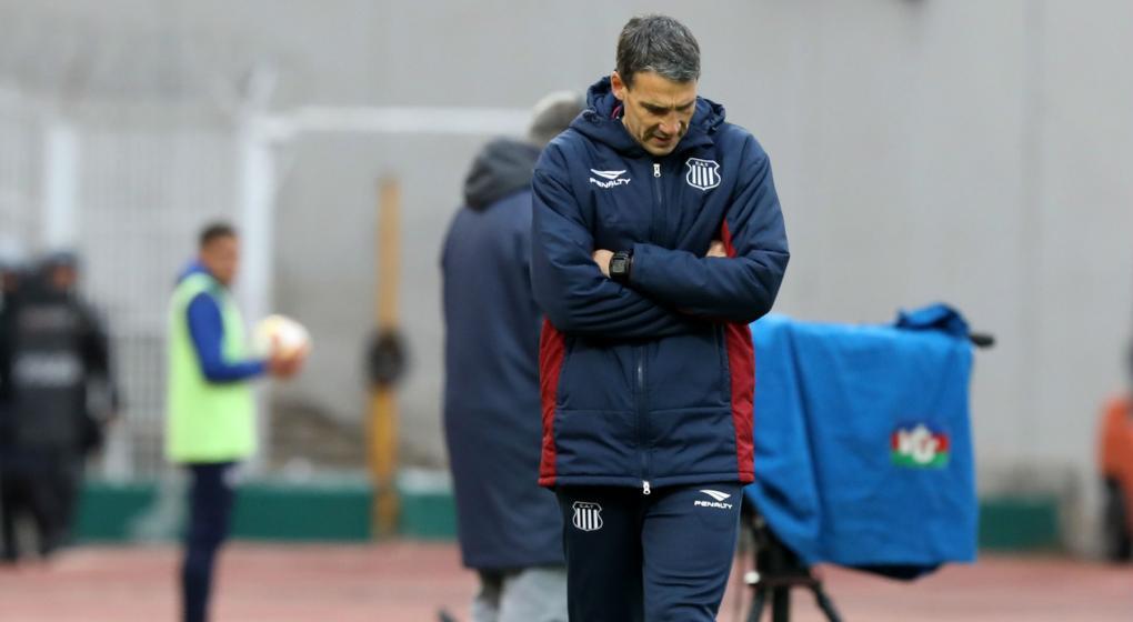 Vojvoda: Mi equipo le ganó al subcampeón del fútbol argentino