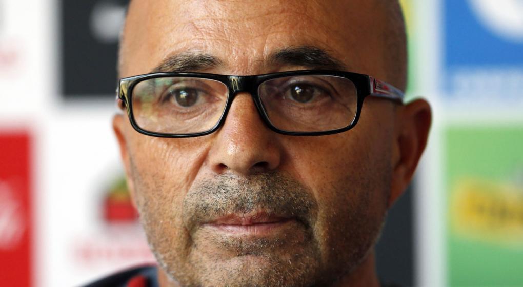 Sampaoli y seis jugadores de la Selección ya están en Australia