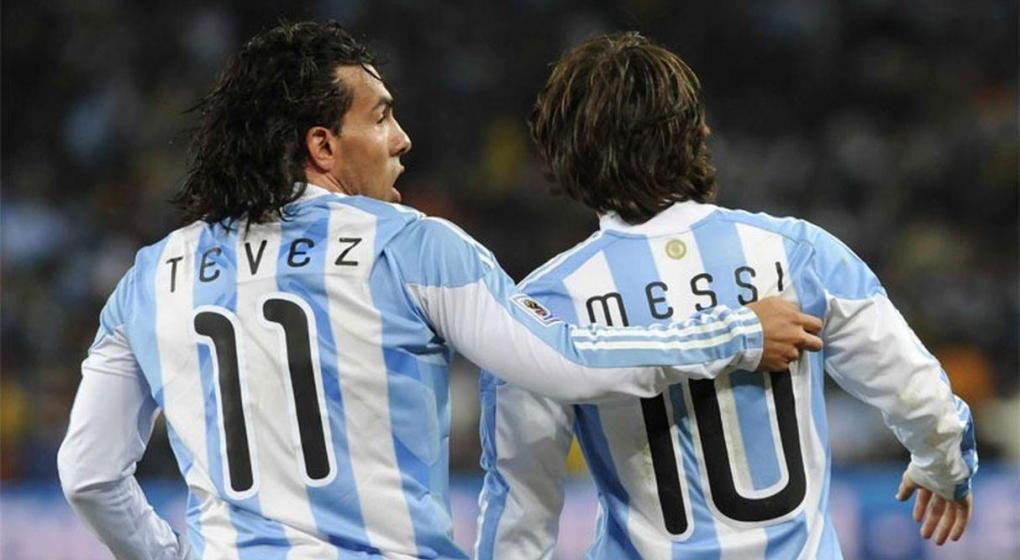 Tevez: Es al pedo que Messi esté en la selección sin ganas