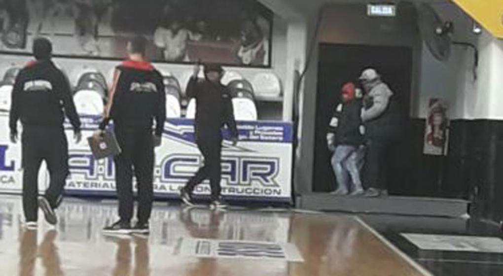 Repudiable: amenaza de muerte a los basquetbolistas de San Martín de Corrientes