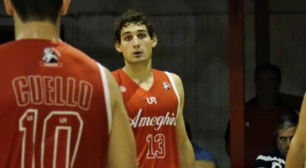 Liga Argentina: Aristimuño continúa en Ameghino de Villa María