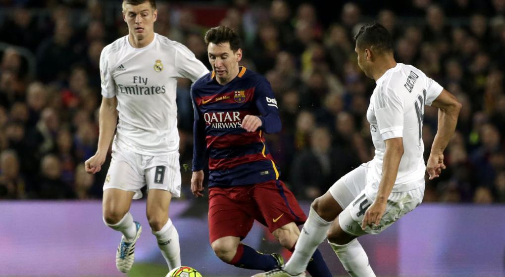 A Qu Hora Juegan Barcelona Real Madrid Y Qu Canal