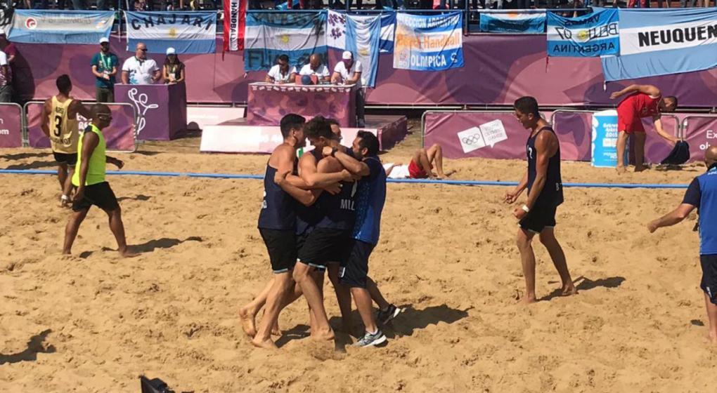 Juegos Olímpicos de la Juventud: los chicos del beach ...