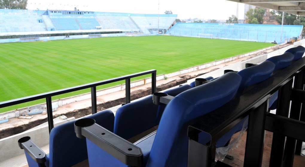 Belgrano y un regreso que será Gigante