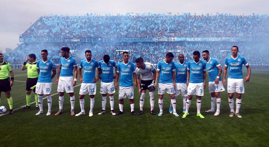 Belgrano empató con Talleres