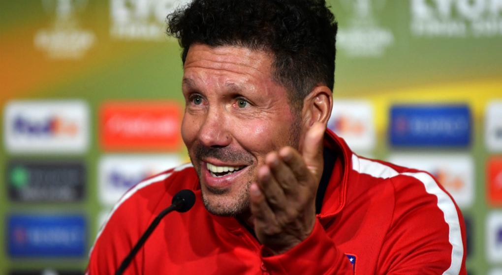 Diego Simeone de su hijo: Tiene todo para jugar conmigo, pero nunca lo voy a traer
