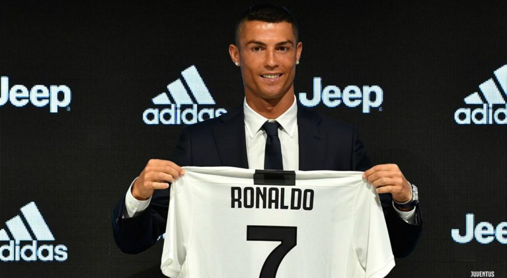 Ronaldo tiene el físico de un futbolista de 20 años