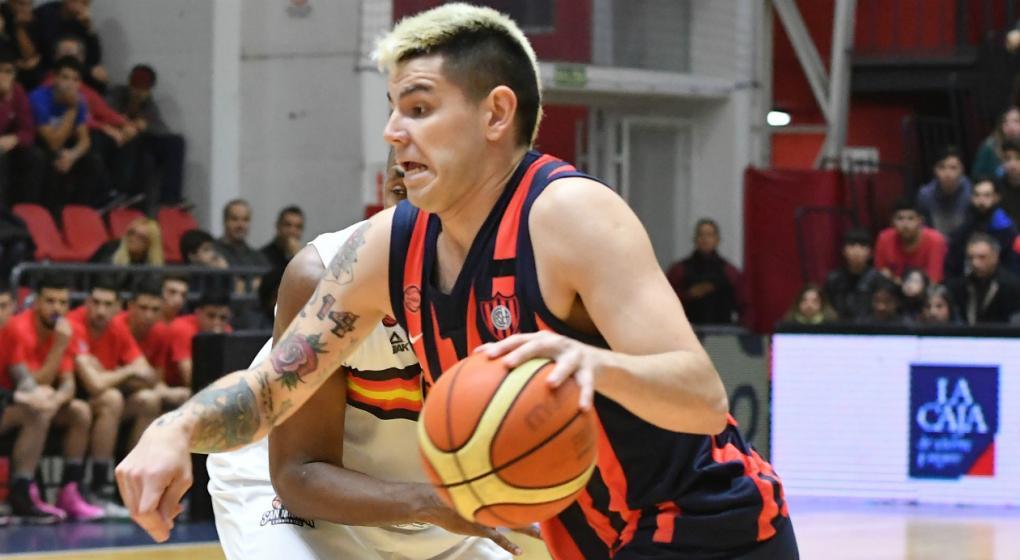 Liga Nacional de básquet: San Lorenzo le ganó a San Martín y manda en la final