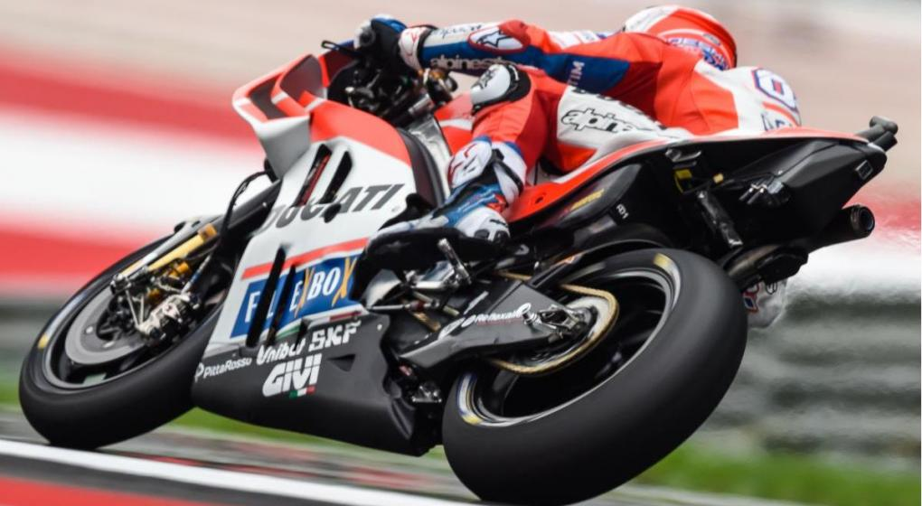 Dovizioso hace buenos los pronósticos de Ducati en el Red Bull Ring