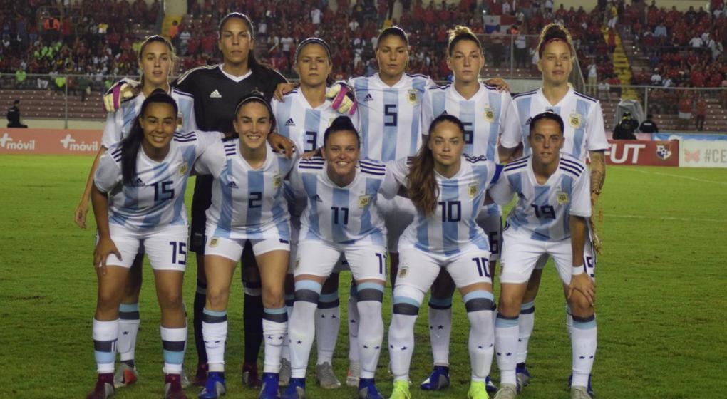 Vamos, Argentina: el seleccionado femenino empató con Panamá y va al Mundial