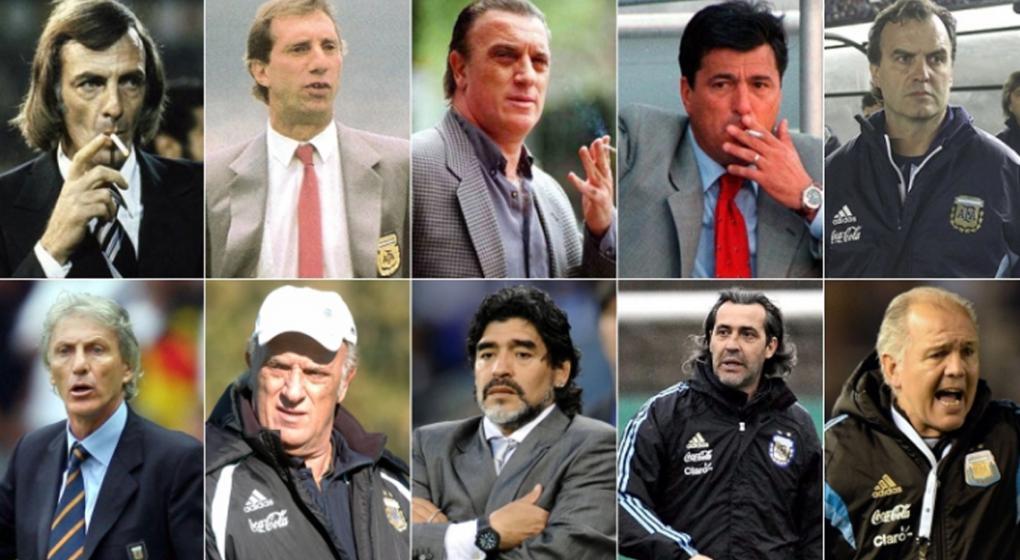Selecci n argentina nombres y estilos de entrenadores for Mundo del espectaculo argentino