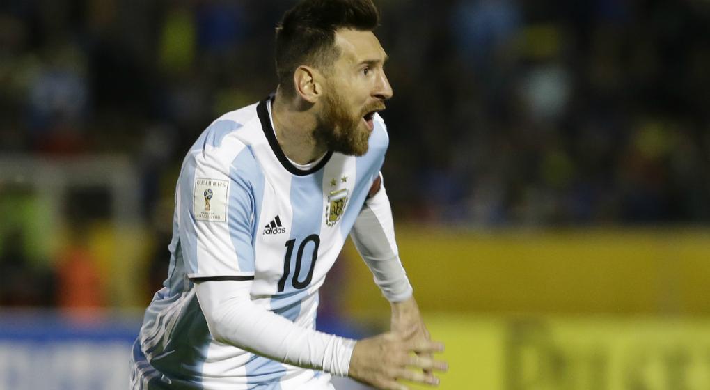 Messi explota de euforia y dice esto ante la prensa argentina