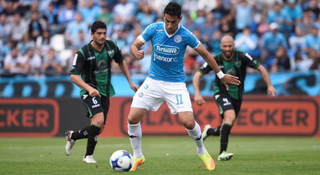 Belgrano le sacó el invicto a Argentinos