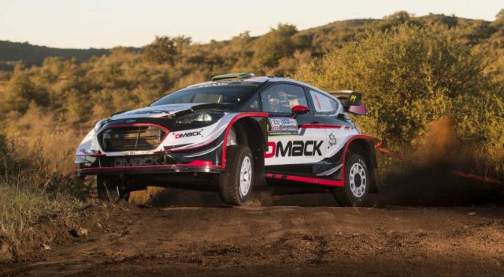 En un final apasionante, Neuville ganó el Rally de Argentina