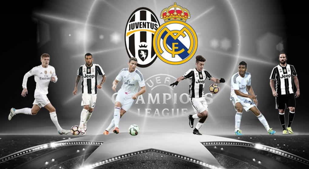 Real madrid juventus la final de la champions league for Futbol madrid hoy hora