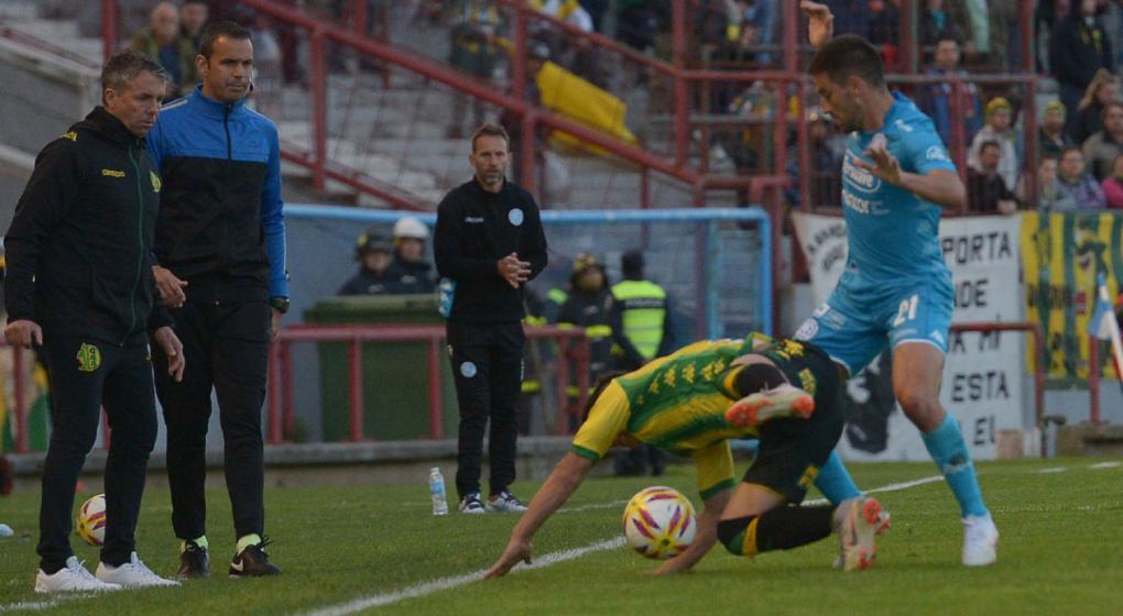 Bernardi y la derrota de Belgrano ante Aldosivi: Este resultado no nos puede desestabilizar
