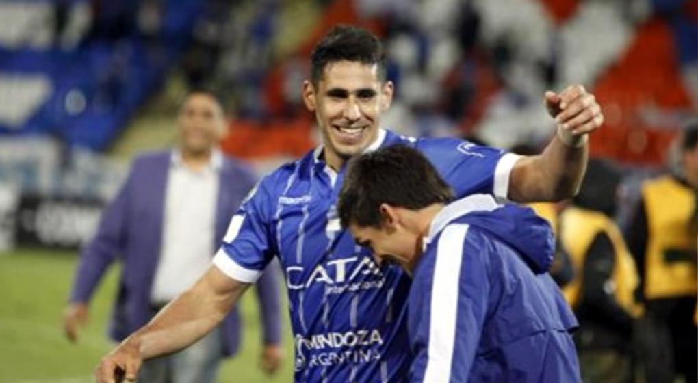 Godoy Cruz consigue histórica clasificación — Copa Libertadores