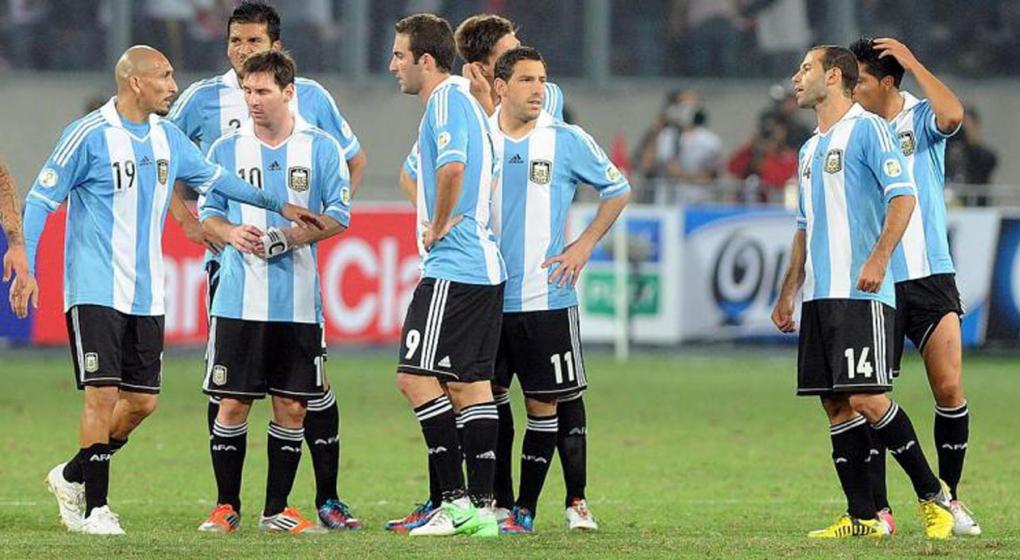 """Cuando al """"Cholo"""" Guiñazú no le alcanzó para estar en la selección argentina"""