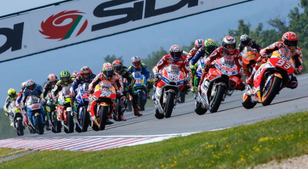 Ducati dominó el viernes en Austria