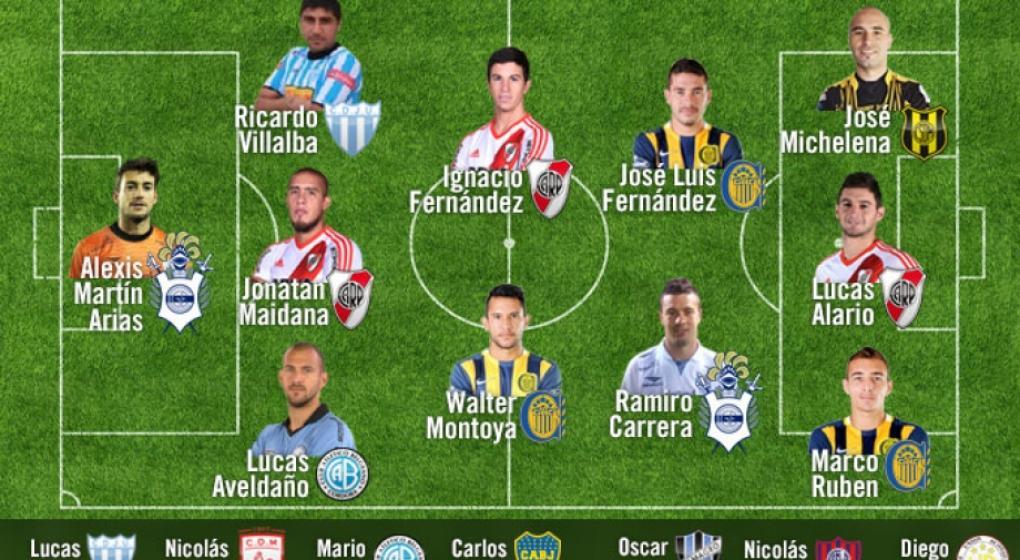 Por Qué Se Juega Al Fútbol Con 11 Jugadores Por Equipo: Un Jugador De Belgrano, En El 11 Ideal De La Copa