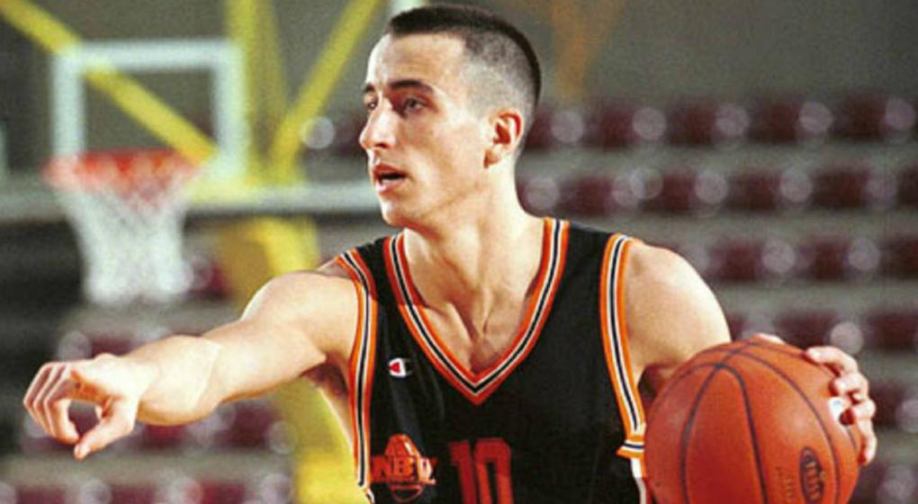 "Manu Ginóbili remembers the start of his ""international"" career | MundoD, The best sports website in Córdoba"