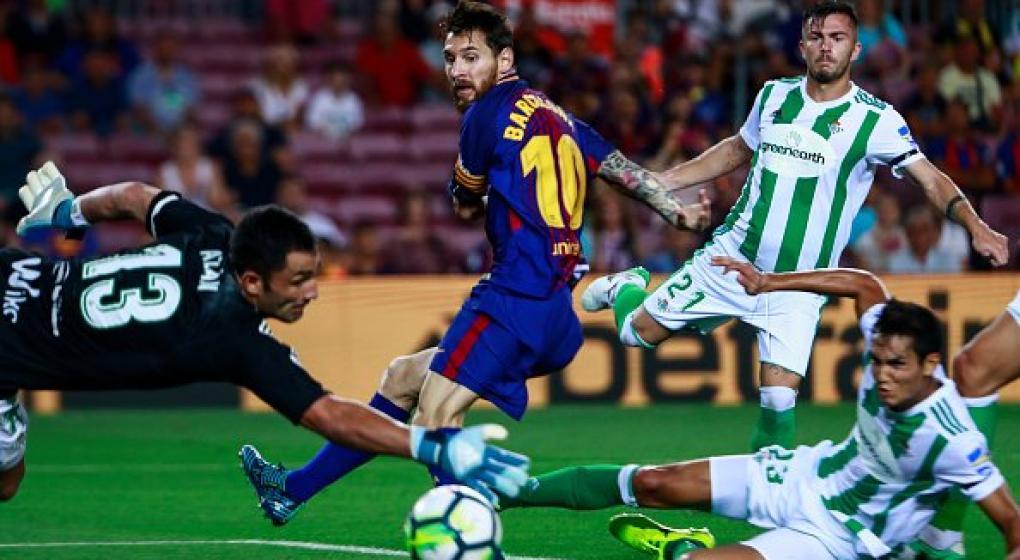 Messi intenta levantar el ánimo de los barcelonistas con este mensaje