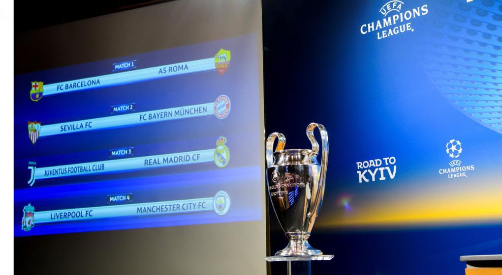 Se sorteó la Champions: los partidazos de cuartos de final | MundoD ...