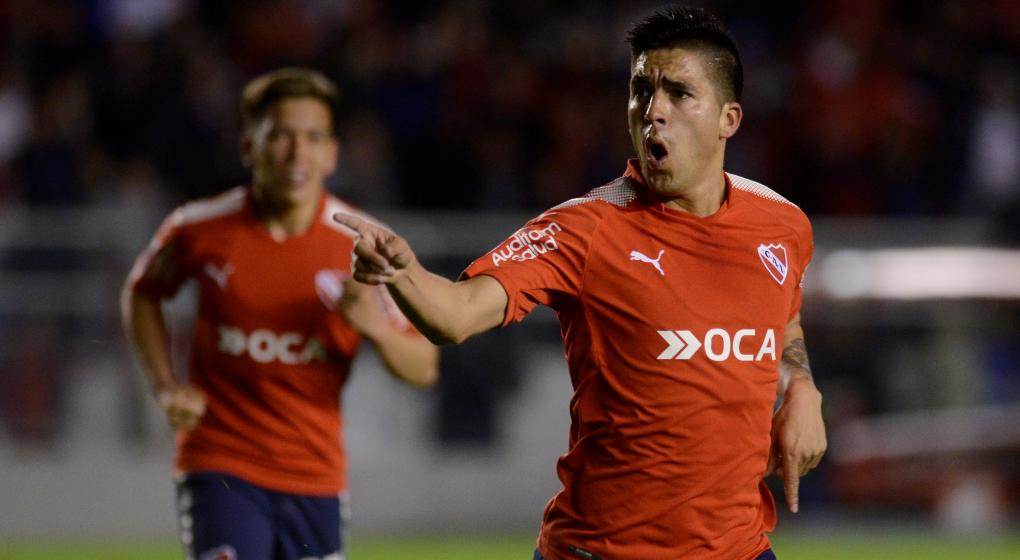 Independiente no levanta y perdió 1-0 ante Godoy Cruz