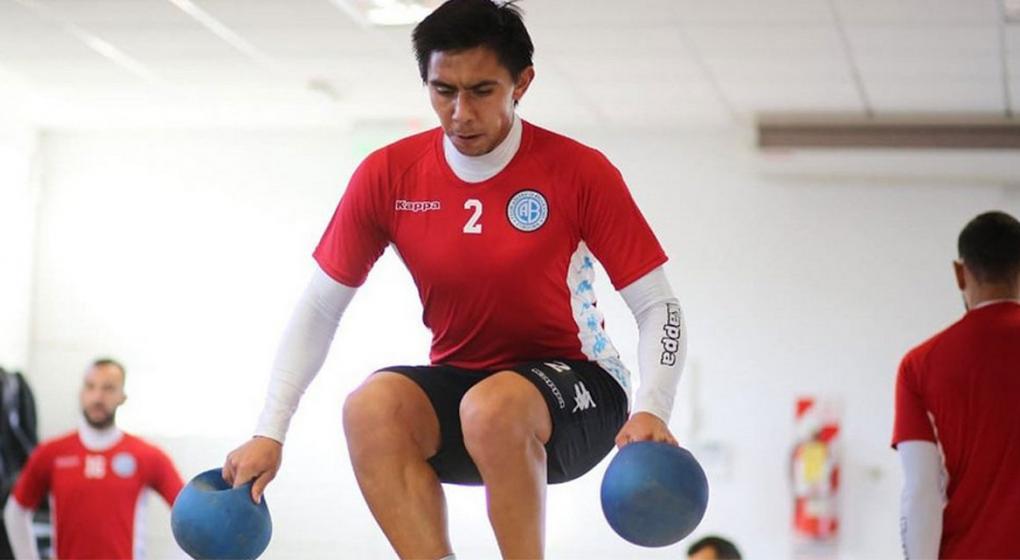 En Belgrano Olivarez viene por su oportunidad
